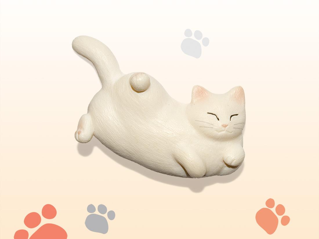 猫どん LadyCat vol.5 白