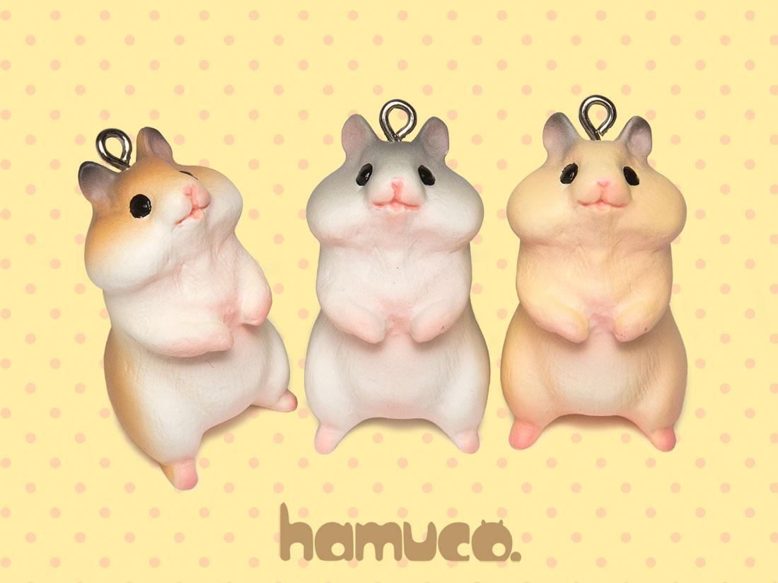 hamuco ハムスター