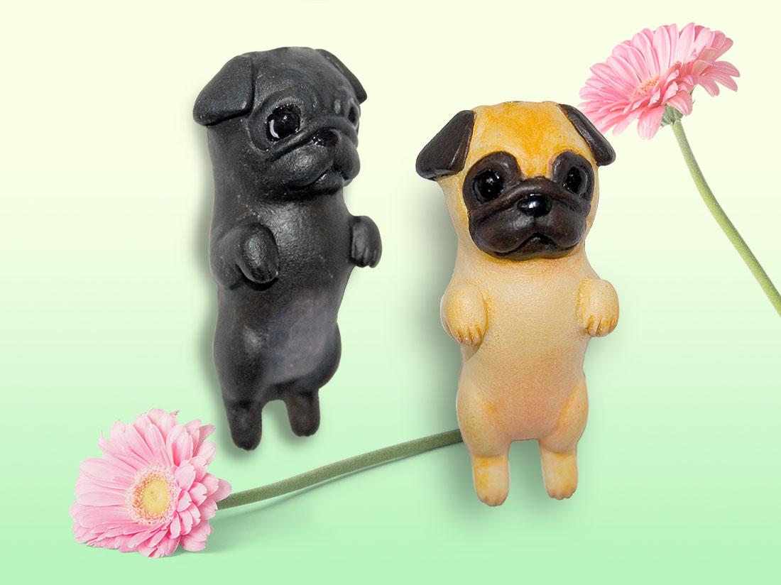 お犬様 vol.2 パグ